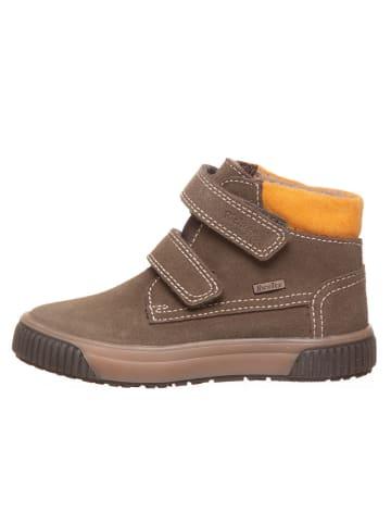 Richter Shoes Leren sneakers bruin