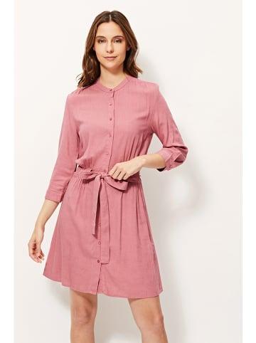 Amichi Spódnica w kolorze szaroróżowym