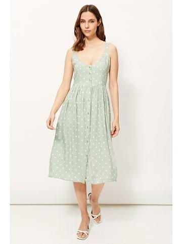 Amichi Sukienka w kolorze jasnozielonym