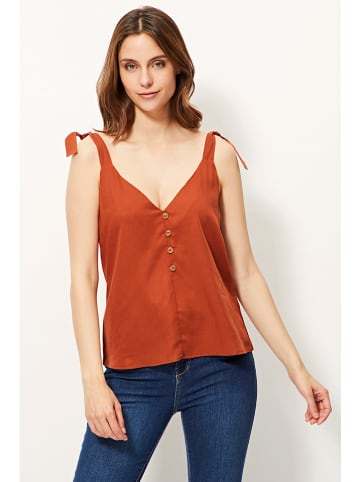 Amichi Top roestrood