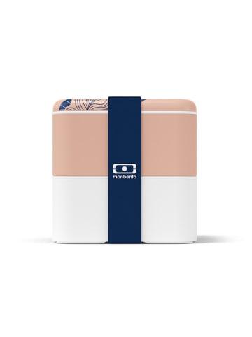 "Monbento Lunchbox ""Square"" lichtroze/wit - 800 ml"