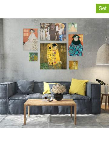 "Pandora Trade 7er-Set: Glasbilder ""Painters"""