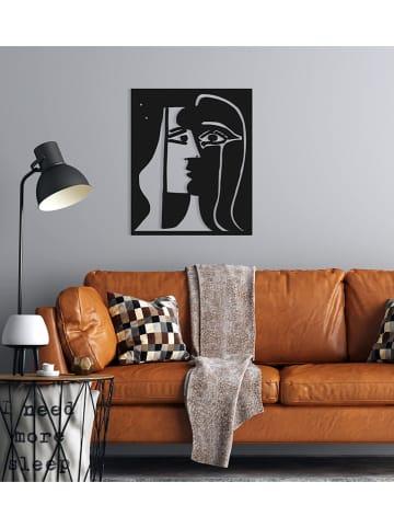 "Pandora Trade Wanddekor ""Picasso - Face"" - (B)42 x (H)50 cm"