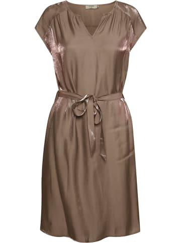 Cream Sukienka w kolorze jasnobrązowym