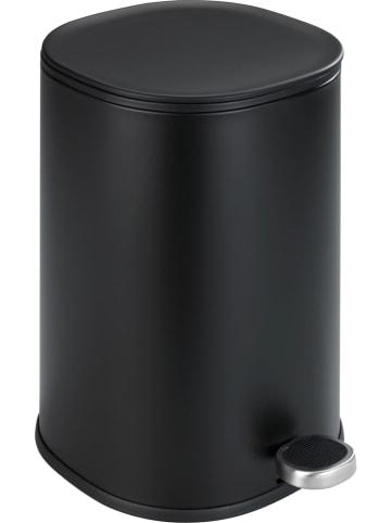 """Wenko Kosz """"Nant"""" w kolorze czarnym na śmieci - 5 l"""