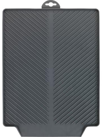 """Wenko Mata ociekowa """"Linea"""" w kolorze szarym do naczyń - (S)40 x (W)3 x (G)30 cm"""