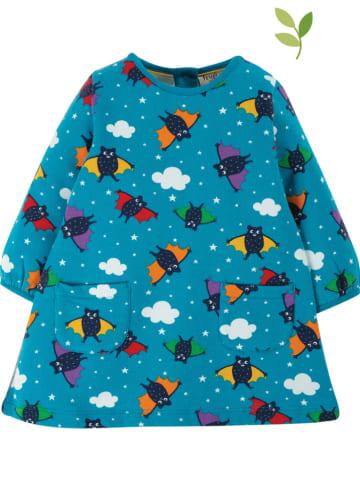 """Frugi Sukienka """"Becky"""" w kolorze niebieskim"""