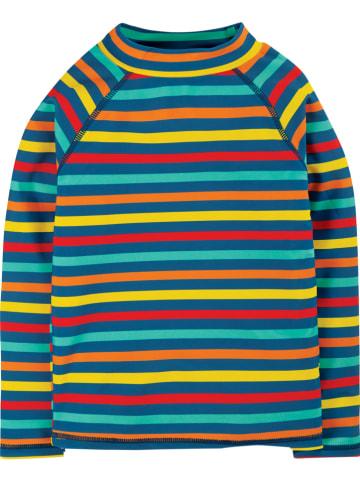 "Frugi Koszulka kąpielowa ""Sun Safe"" ze wzorem"