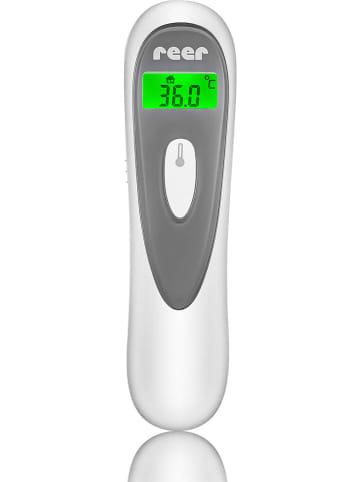 "Reer Infaroodthermometer ""Colour SoftTemp"" wit/grijs"
