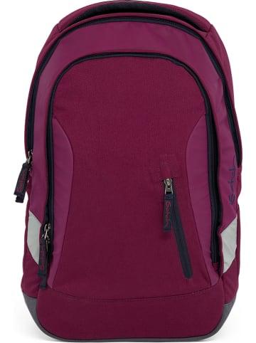 "Satch Schoolrugzak ""Sleek - Pure Purple"" paars - 24 l"