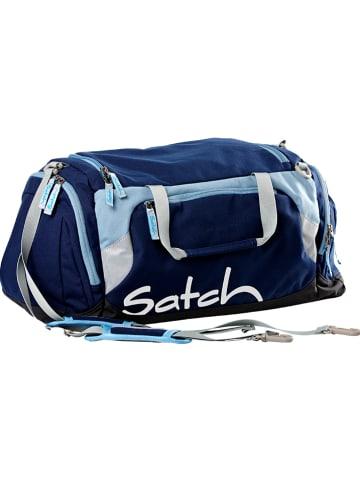 "Satch Sporttas ""Duffles - River Range"" donkerblauw - 25 l"