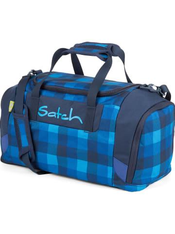 """Satch Sporttas """"Duffles - Skytwist"""" blauw - 25 l"""