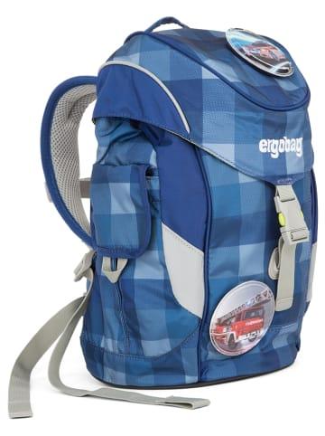 Ergobag Plecak w kolorze niebieskim - 10 l