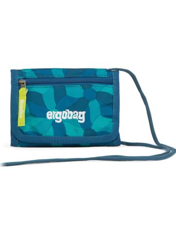 Ergobag Borstbuidel blauw/petrol - (L)14 x (B)10 cm