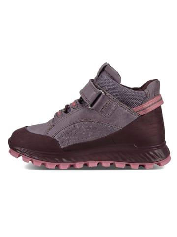 """Ecco Sneakersy """"Exostrike"""" w kolorze fioletowym"""