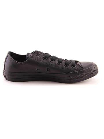 """Converse Leren sneakers """"All Star Ox"""" zwart"""