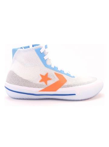 """Converse Sneakersy """"All Star Pro Solstice"""" w kolorze białym"""