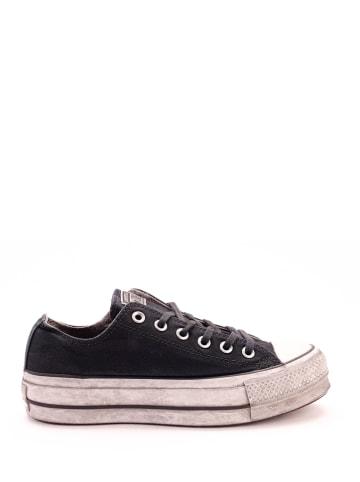 """Converse Sneakers """"Ctas Ox Lift Canvas LTD"""" zwart"""