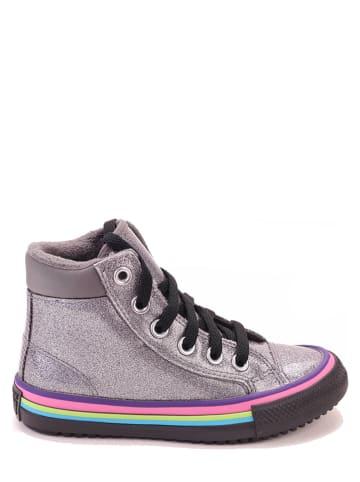 "Converse Sneakers ""Ctas Pc"" zilverkleurig"