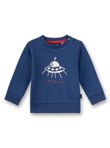 Sanetta Kidswear Bluza w kolorze niebieskim
