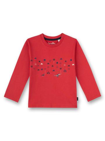 Sanetta Kidswear Longsleeve in Rot