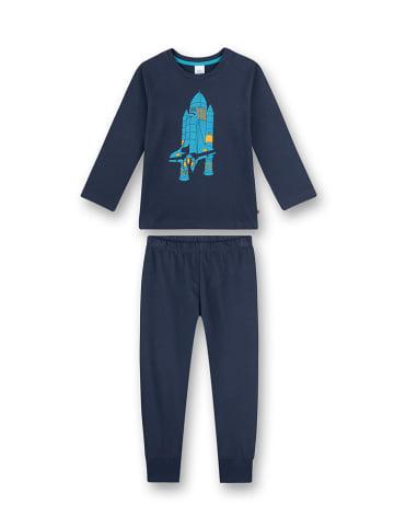 Sanetta Pyjama in Dunkelblau
