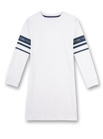 Sanetta Nachthemd lichtgrijs