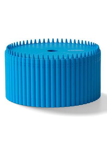 Crayola Pojemnik w kolorze niebieskim - wys. 9 x Ø 17 cm