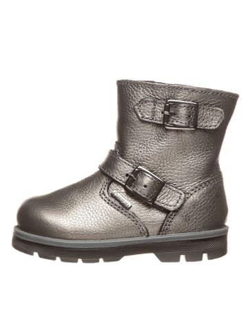 Primigi Leder-Boots in Gold