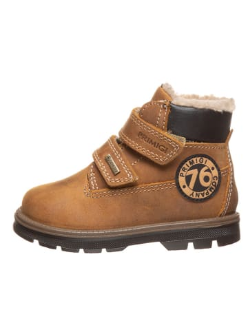 Primigi Boots in Hellbraun