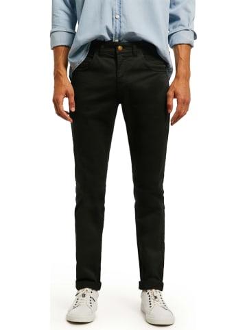 Polo Club Spodnie w kolorze czarnym