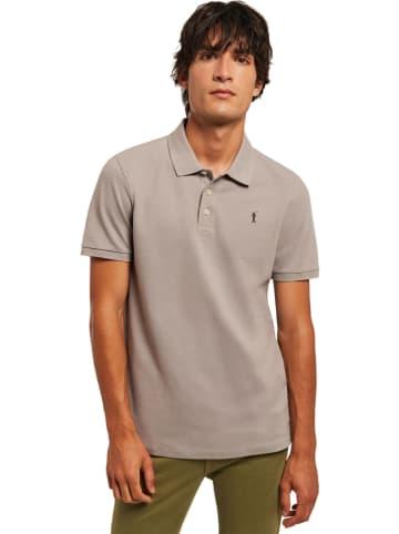 Polo Club Koszulka polo w kolorze szarym