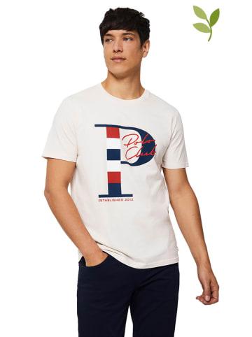 Polo Club Koszulka w kolorze beżowym
