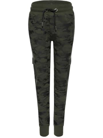 Blue Effect Spodnie dresowe w kolorze khaki