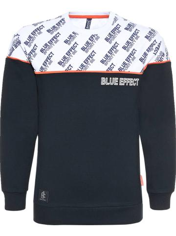 Blue Effect Bluza w kolorze granatowym