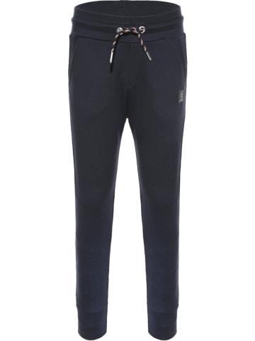 Blue Effect Spodnie dresowe w kolorze granatowym