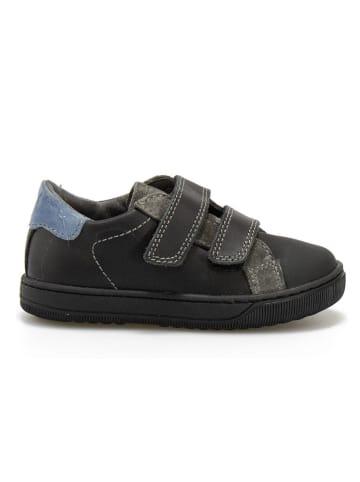 Naturino Leren sneakers zwart