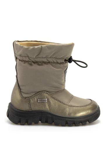 Naturino Boots in Gold