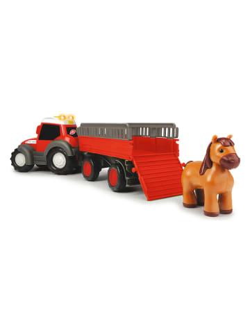 """Dickie Tractor """"Massey Ferguson"""" met accessoires - vanaf 12 maanden"""