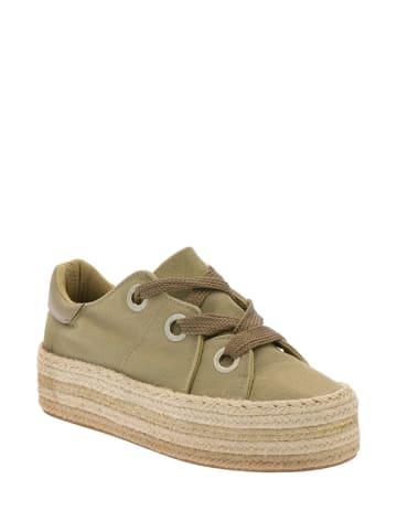 Pazolini Sneakersy w kolorze khaki
