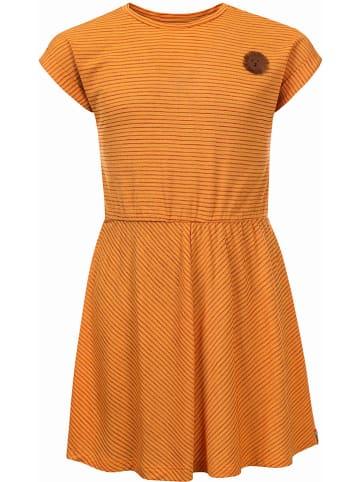 LOOXS little Kleid in Orange