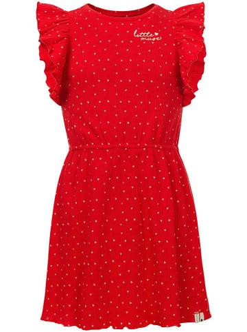 LOOXS little Sukienka w kolorze czerwonym