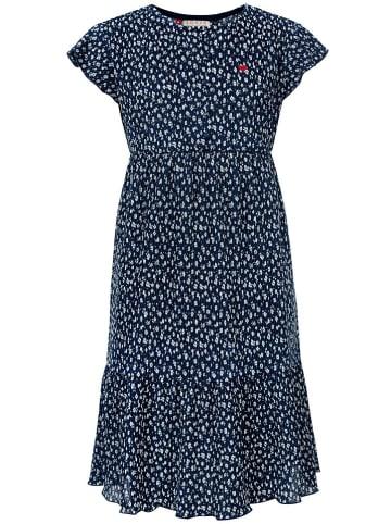 LOOXS little Sukienka w kolorze granatowym