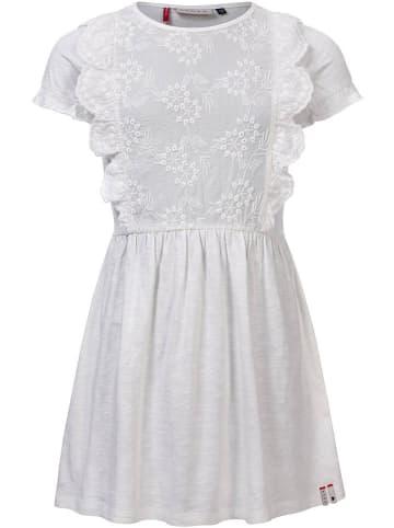 LOOXS little Kleid in Weiß