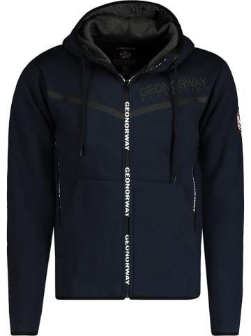 """Geographical Norway Bluza """"Guvex"""" w kolorze granatowym"""