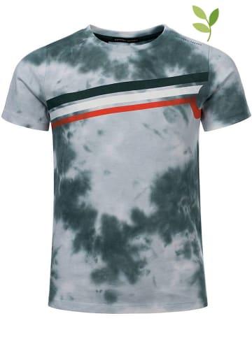 COMMON HEROES Shirt grijs/lichtblauw