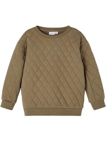 "Name it Sweatshirt ""Liam"" bruin"