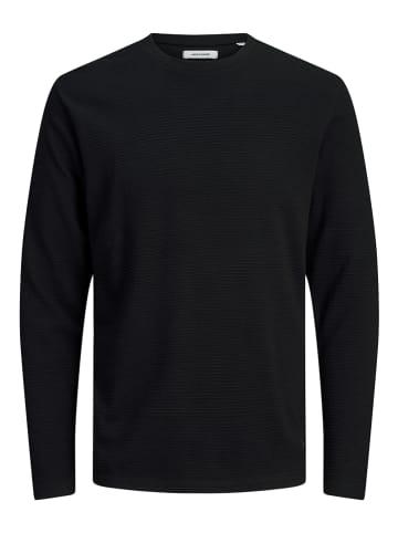 """Jack & Jones Sweter """"Philly"""" w kolorze czarnym"""