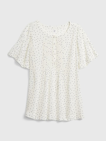 GAP Koszulka ciążowa w kolorze białym