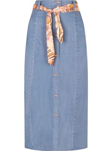 Tramontana Spódnica w kolorze niebieskim